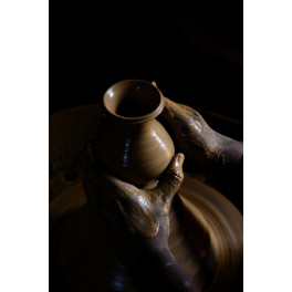 In the Potter's Hand